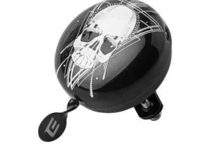 Zvonček Extend čierna lebka