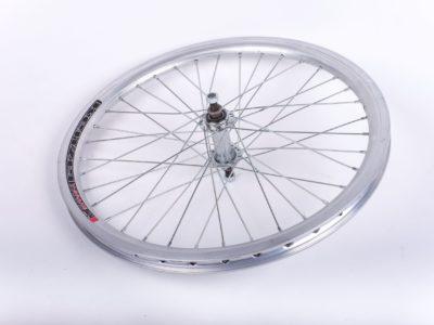 """Zapletené koleso na bicykel 20"""" AERO - predné"""