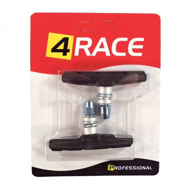 Brzdové špáliky 4Race, šrubovacie 70mm - 1 pár