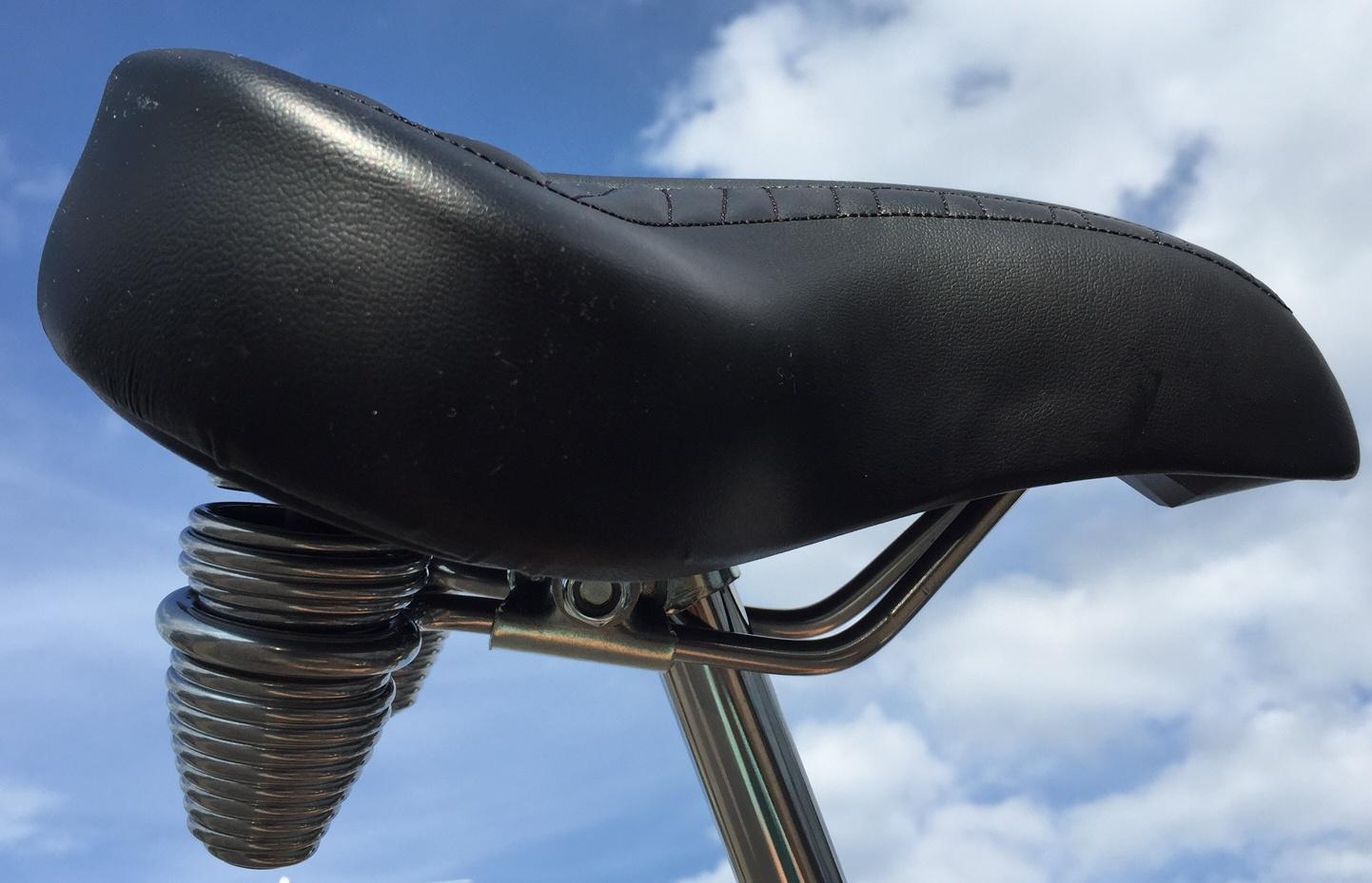 Monte Grappa Cruiser ´70 čierne