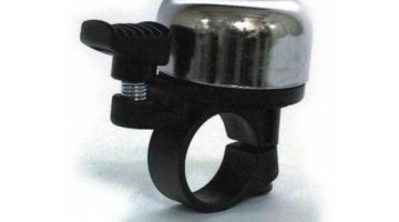 Zvonček mini chrómový