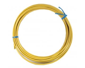 Bowden brzdový 5mm - žltý