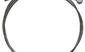Brzdové lanko 1,5x1000 mm