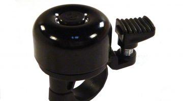 Zvonček mini čierny