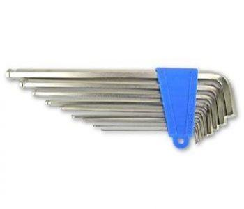 Veľká sada inbusových kľúčov 4RACE 1.5-10mm
