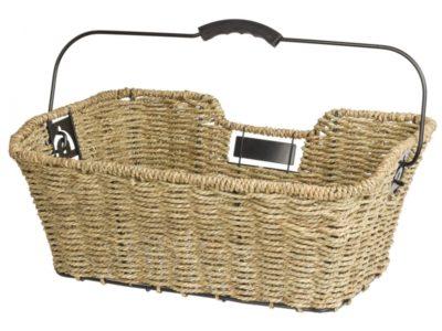 Zadný košík M-Wave Ocean pletený nosičový