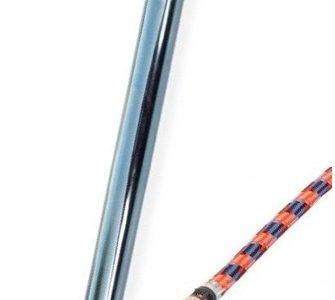 Pumpa Velobel - chrómová 36cm