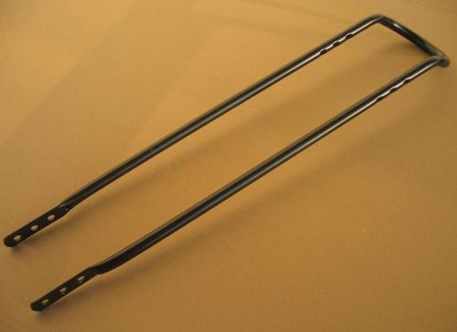 Sissybar 70 cm, čierny