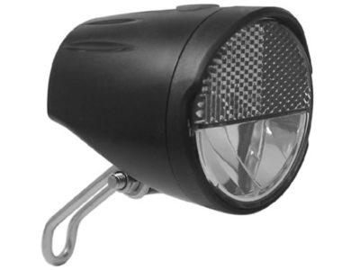 Svetlo predné MARWI 1 LED s odrazkou čierne