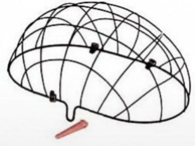 Kryt košíka Basil Pluto XL