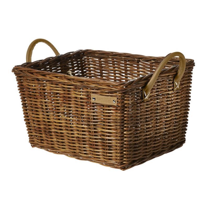 kosik na bicykel ratanovy basil portland basket classic v