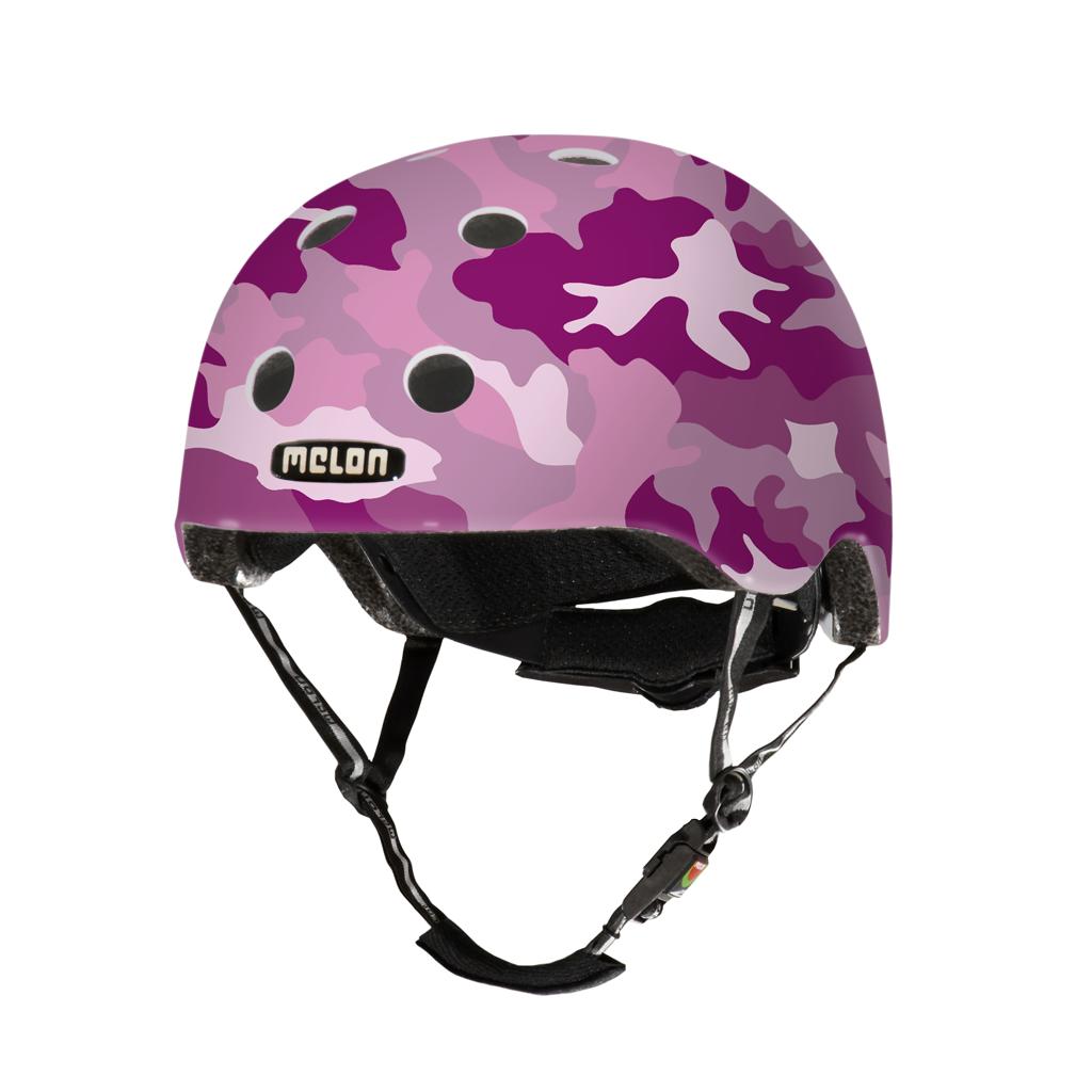 Melon Helmets URBAN ACTIVE .MUA .G081M Camouflage Pink