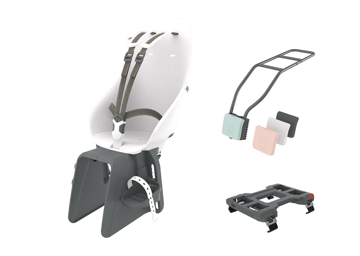 zadna sedacka adapter na nosic bicykla set 213983 urban iki