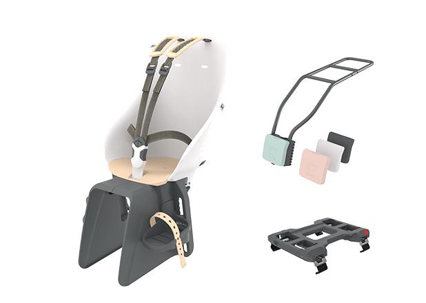 zadna sedacka adapter nosic bicykla 213990 urban iki
